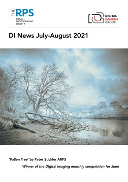 DI News July August 2021 Cover