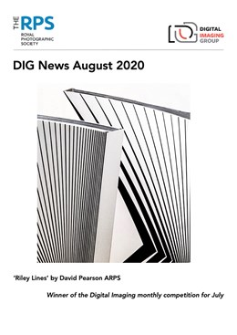 DIG News Cover August 2020
