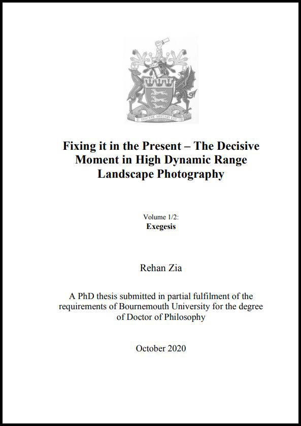 Rehan Zia Thesis Cover
