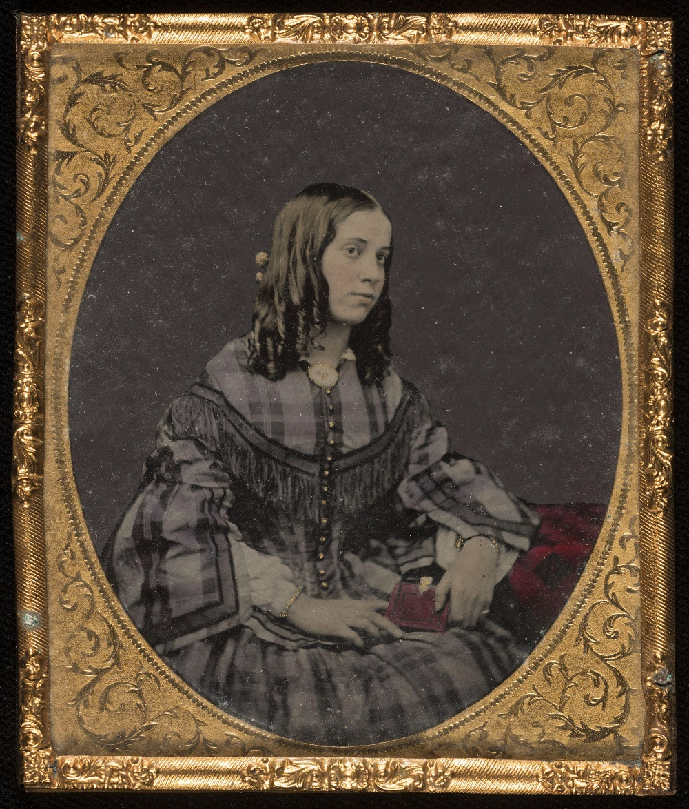 Portrait Of The Wife Of William Ward Booth Junior