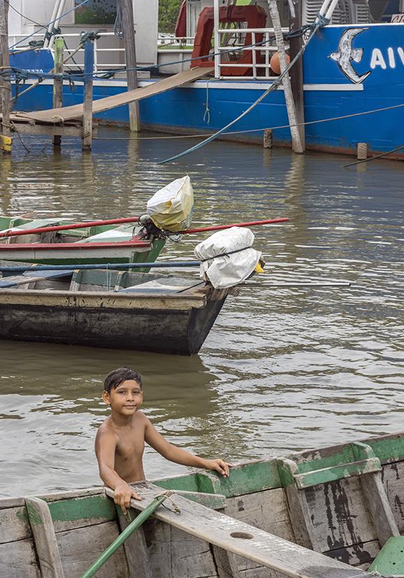 Travel Water Baby, Parnabias, Brazil