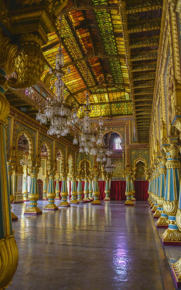 Maharaja's Palace, Mysore