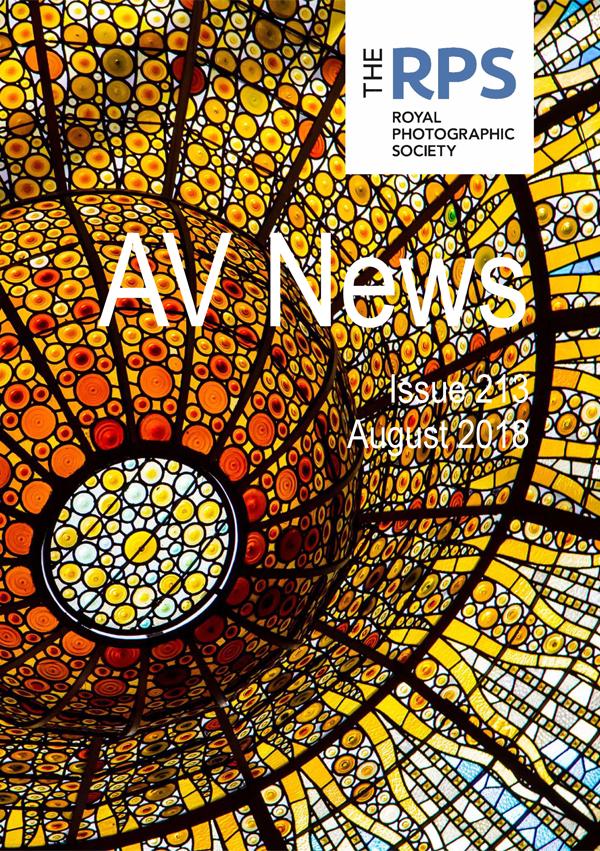 AV News 213 Front Cover