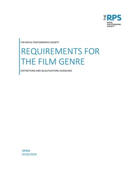 Pages From DP004 2019 Requirements For The Film Genre V.1