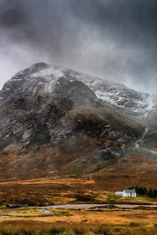 Glencoe In Winter Johnmcdowall