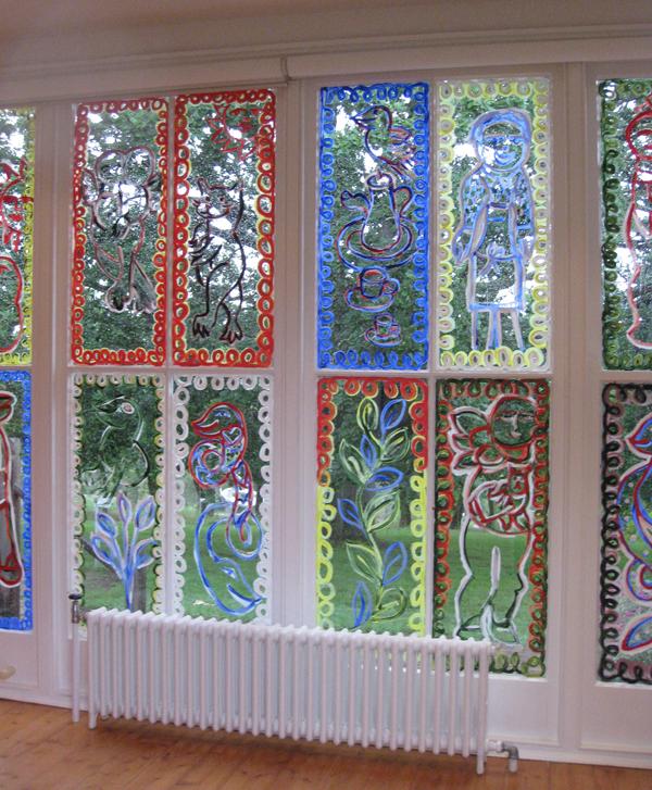 Windows At Heide By Elaine Herbert ARPS AUSTRALIA