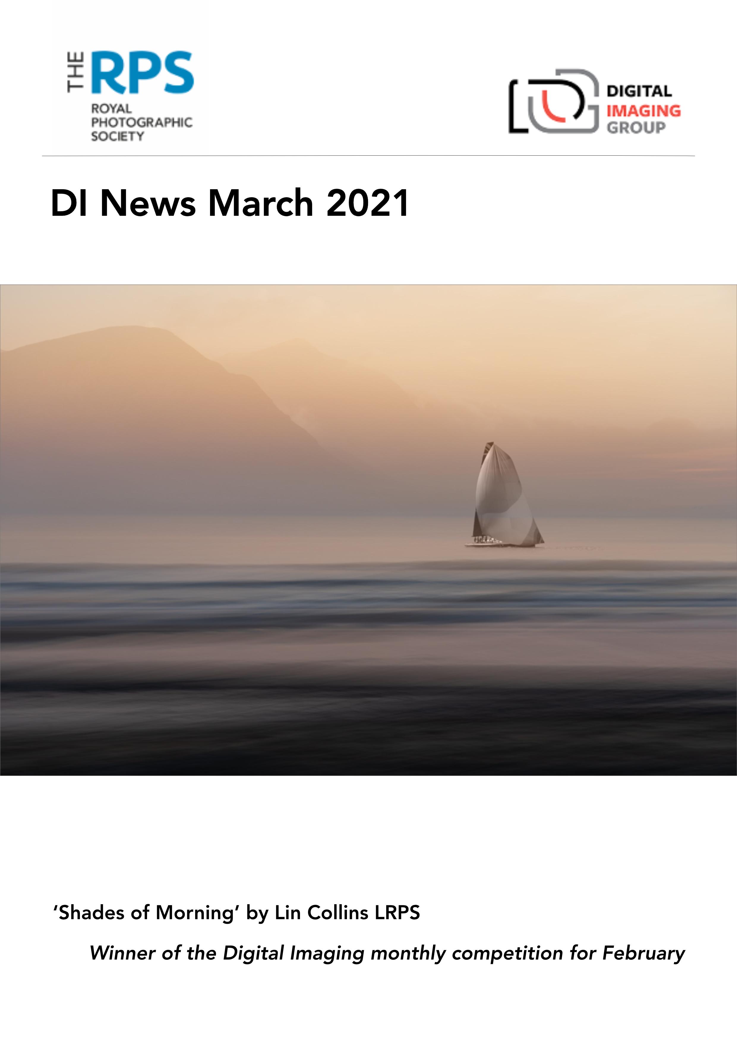 DI News March 2021 Cover Mkii