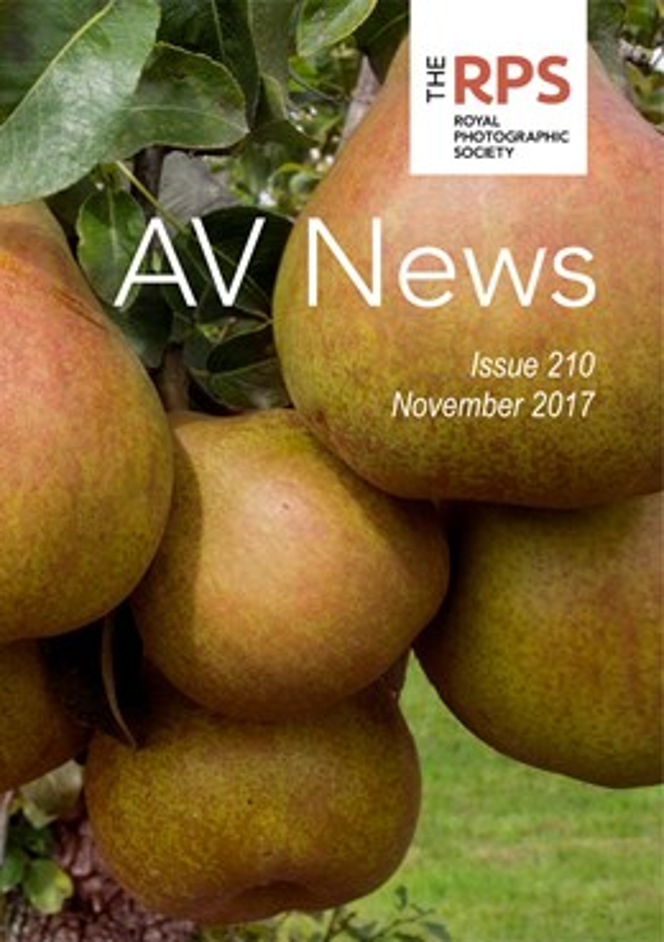 AV News 210 Front Cover