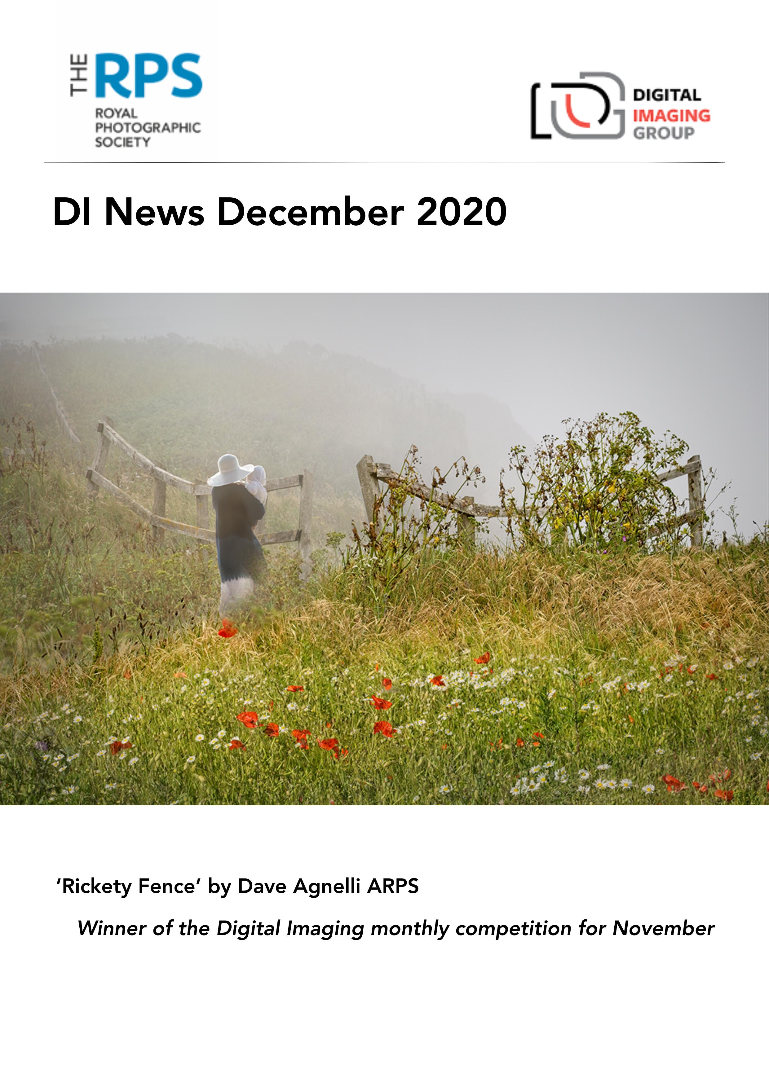 DI News December 2020 Cover
