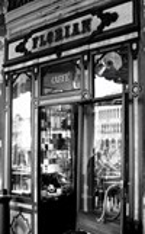 Caffe Florian Venice By Siegfried Rubbert LRPS Germany