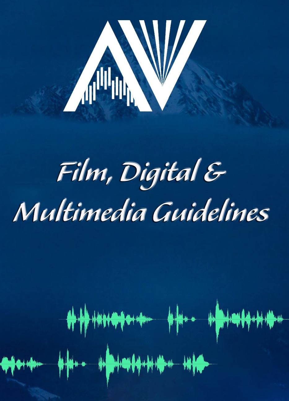 Multimedia Guidelines