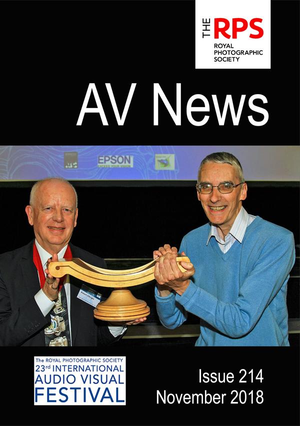 AV News 214 Front Cover