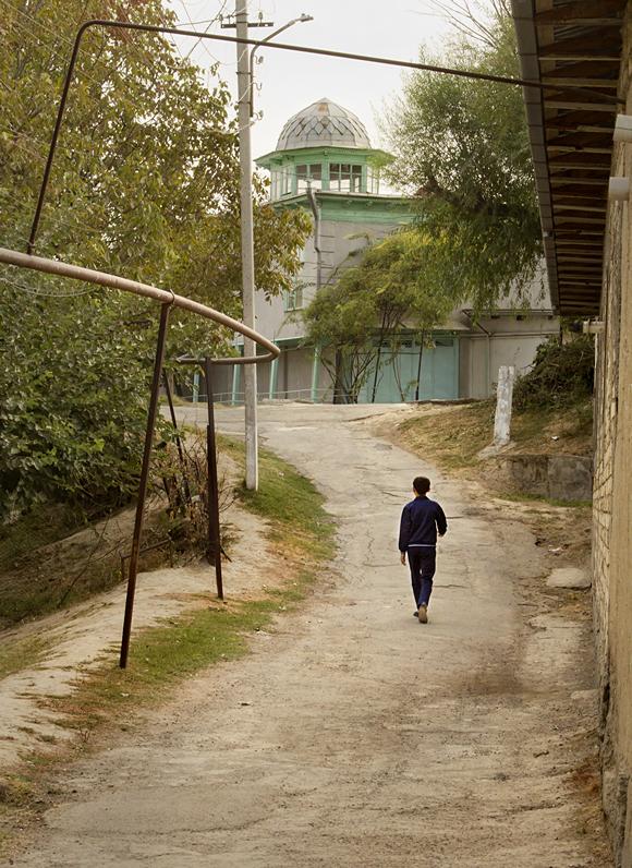 In Old Tashkent