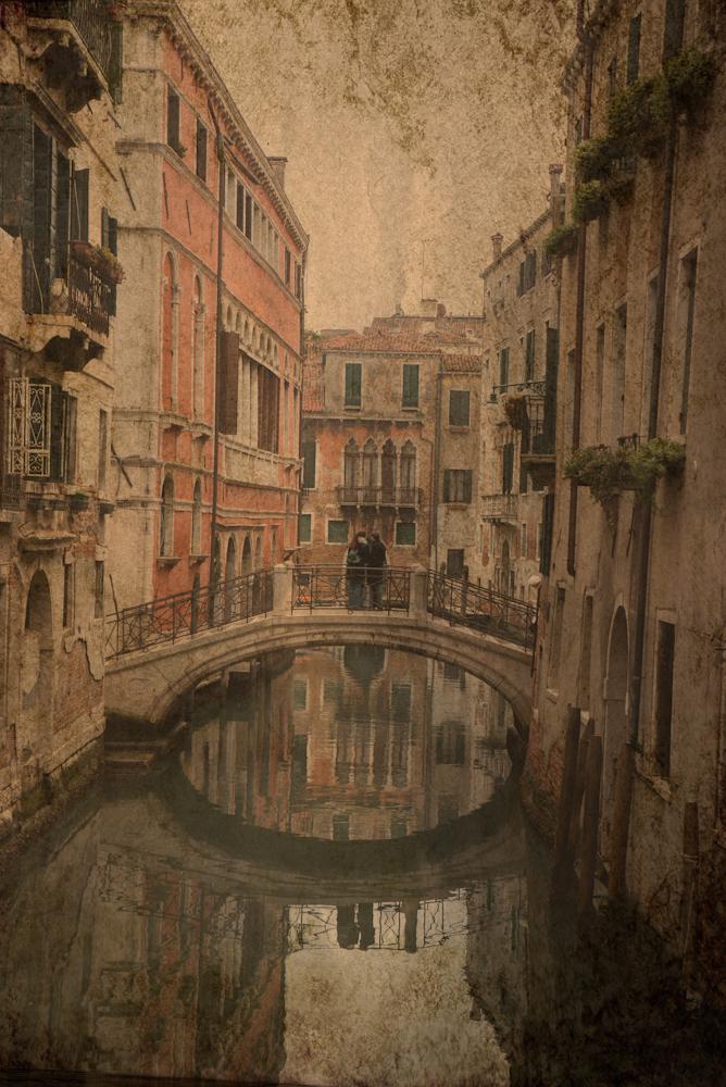 Old Venice by Liz Bugg