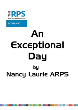 Exceptional Day Cover