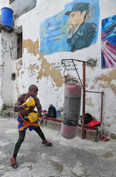 Boxing School Havana