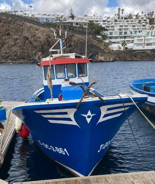 Fishing Boat, Lanzarote