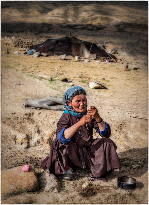 CX10 Tso Moriri Nomad Camp Ladakh RED
