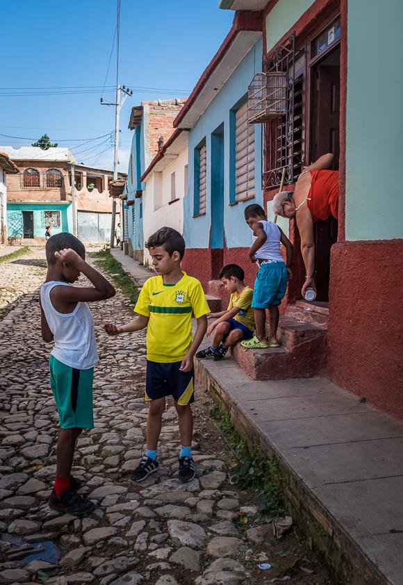 Street Life, Trinidad De Cuba