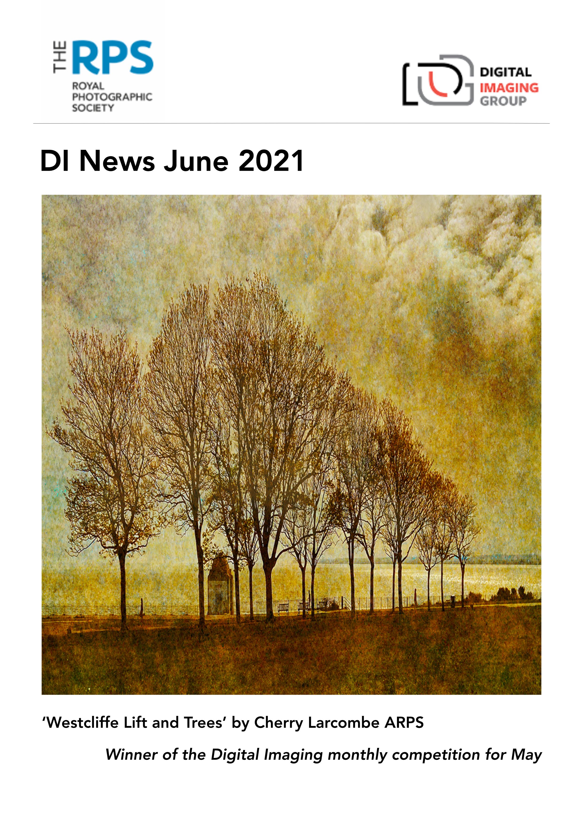 DI News June 2021 Cover