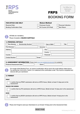 Pages From 2019 FRPS Booking Form V.1