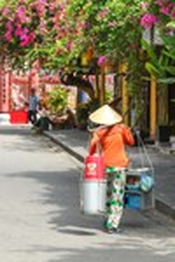 Heavy Traffic, Hoi An, Vietnam
