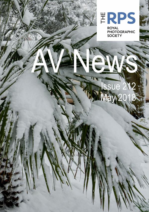 AV News 212 Front Cover