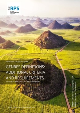 Cover for DG005 - Genre Definitions