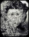 Woman with Alzheimers by Ron Evans (USA)