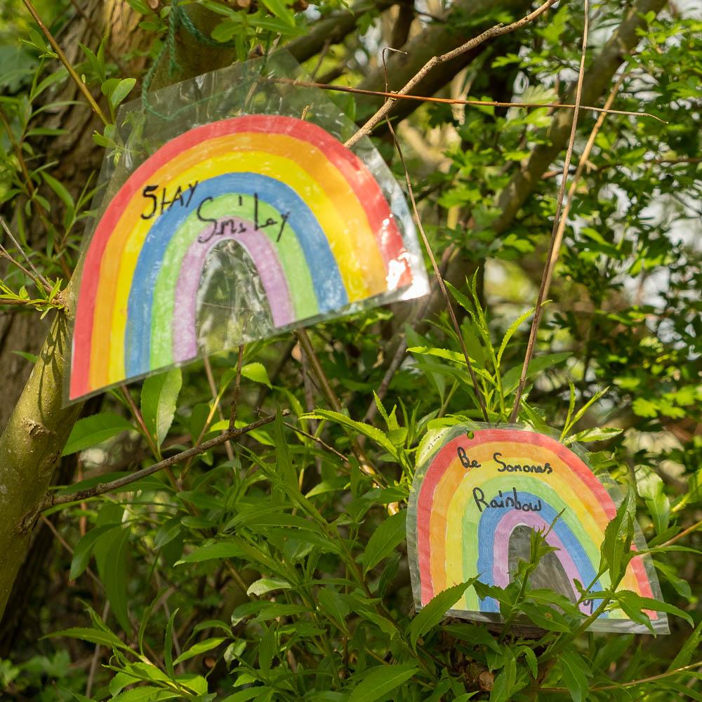 Be Someone's Rainbow